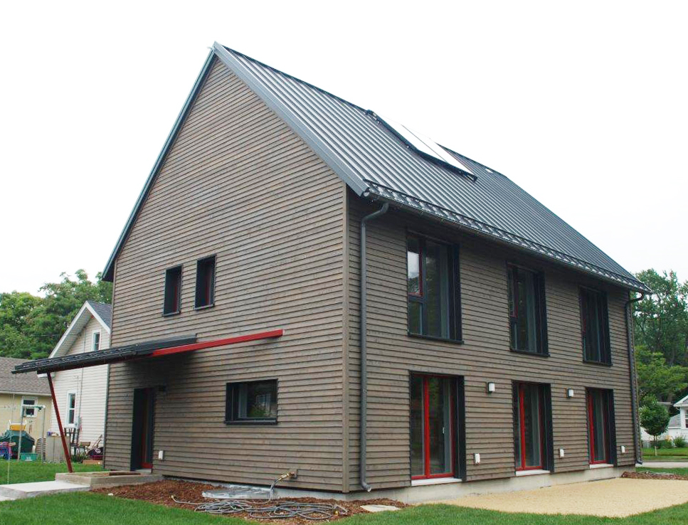 Passivhaus in Wisconsin - cropped